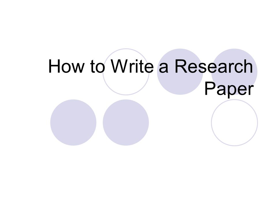 Examples of Research Abstracts - Writing Center