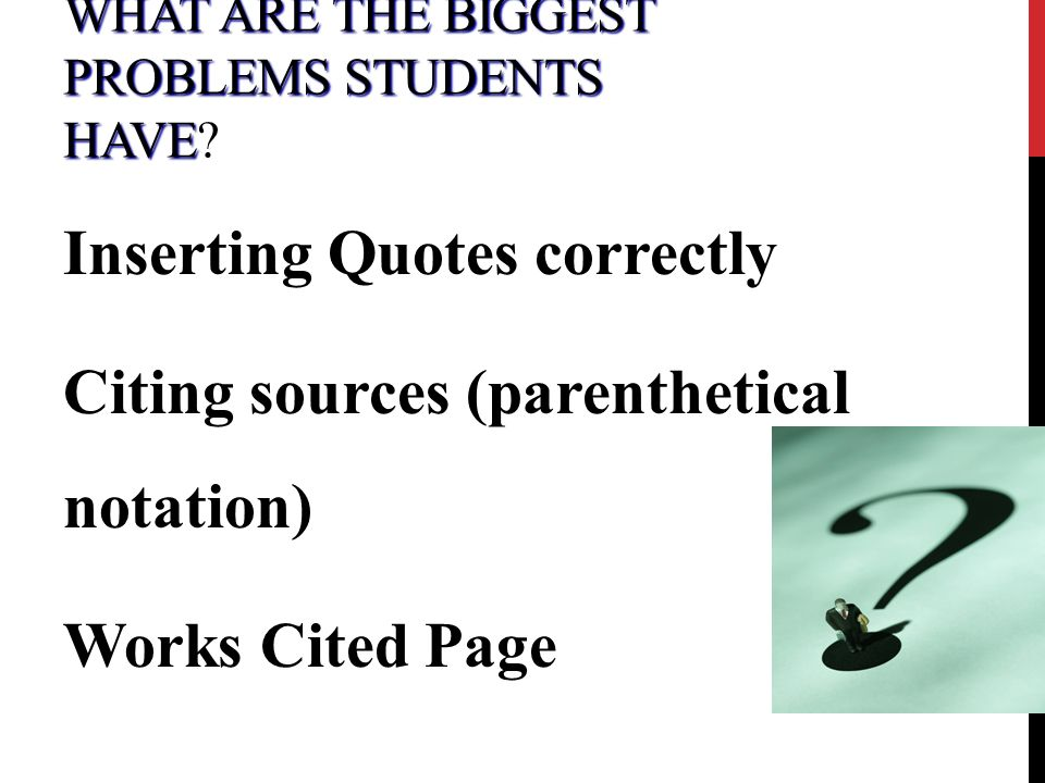 correctly cite sources research paper It is important to keep track of these sources as you conduct your research chicago style for end of paper citations chicago style is a style that was created by the university of chicago press, according to the chicago manual of style online when you use this style, you will most likely need to create a bibliography at the end of your paper.