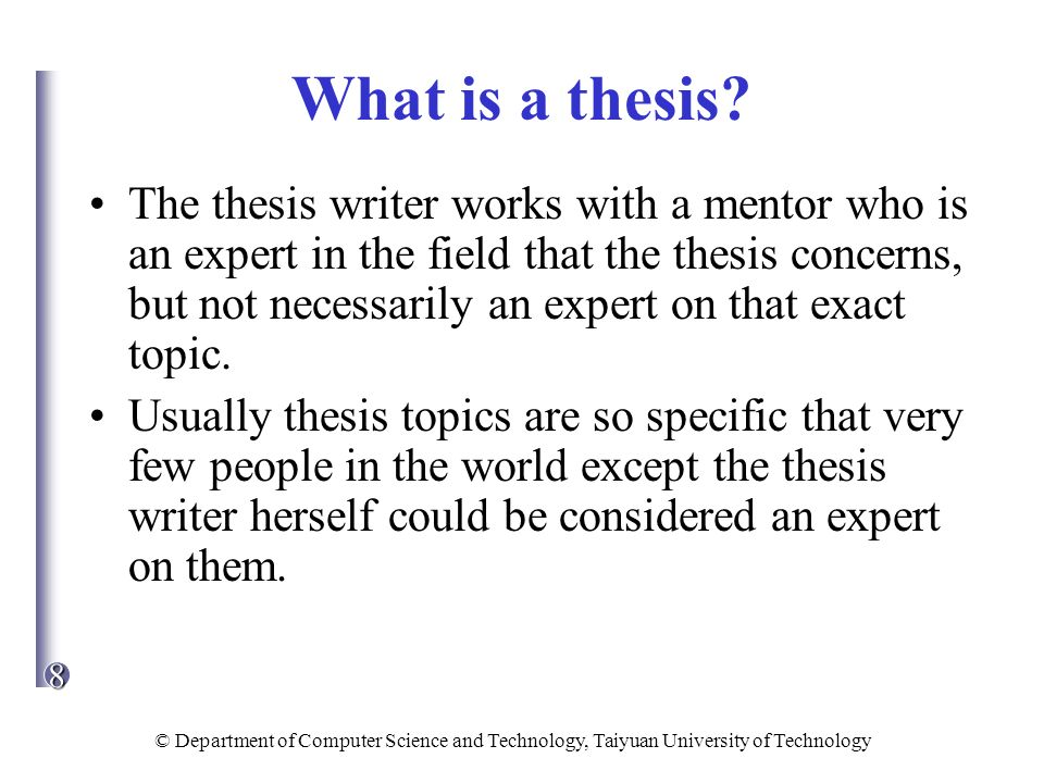 writing a dissertation for a bsc in computer science essay Tips on writing an expository essay on science and technology 13 august, 2013 , by jane copland an expository essay on technology and science is all about explanation of a particular matter by means of factual data, concise and clear ideas.