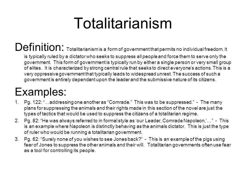 Buy totalitarianism essay