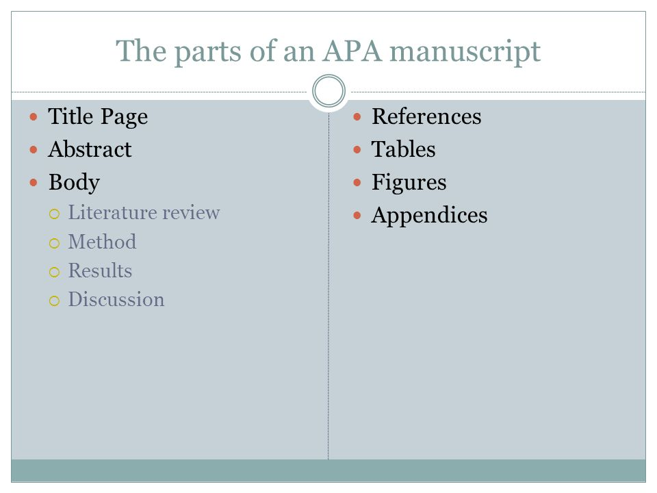 Dissertation Abstract Online Literature Review