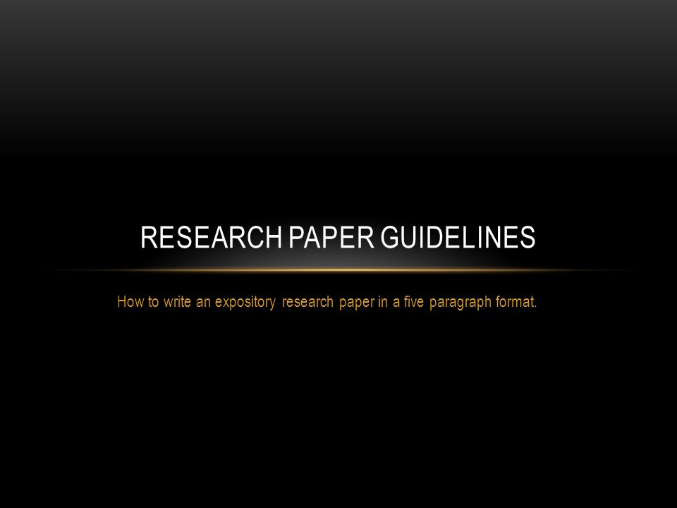 format of research papers There is another aspect to a research paper, which is a research summary this may be a separate paper or part of the research paper and it is meant to condense and put all your main ideas in a very brief document.