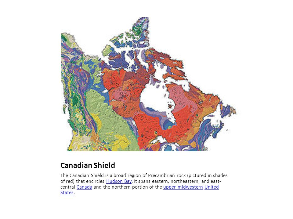 CANADA A Picture Of Canada Physical Features Cities Rural Life - Canada maps with states and cities