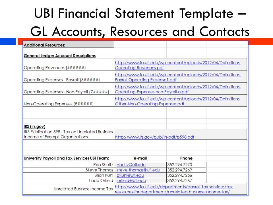 tax ledger template