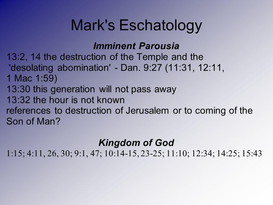 eschatology essay gospel more radical What is Kobo Super Points?