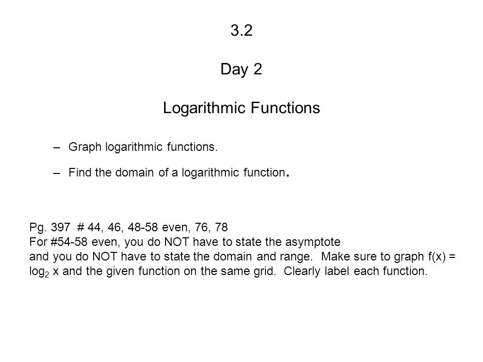 32 day 2 logarithmic functions graph logarithmic functions 32 day 2 logarithmic functions graph logarithmic functions ccuart Image collections