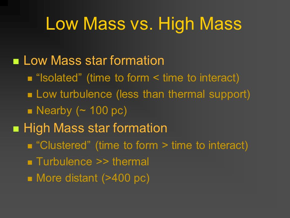 Initial Conditions for Star Formation Neal J. Evans II. - ppt download