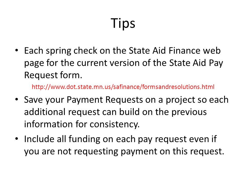 Completing the state aid payment request sapr tips each spring completing the state aid payment request sapr 2 tips altavistaventures Image collections