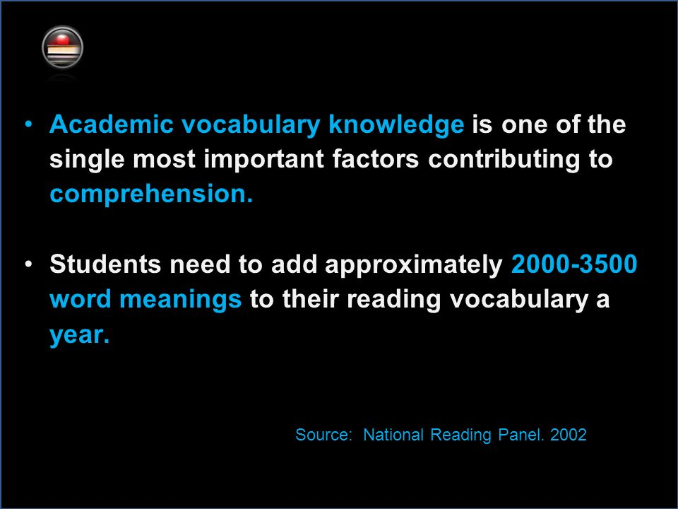 Are the supposed 3500 SAT vocabulary words standard?