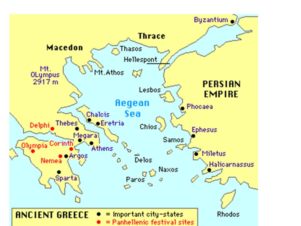 Greece Early Empires ppt download