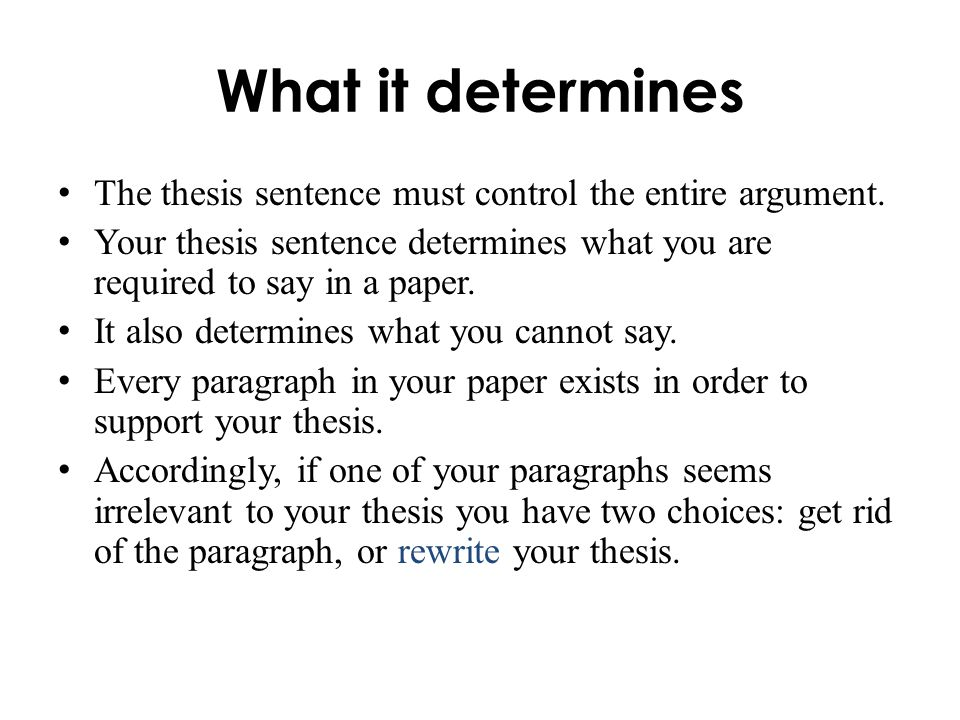 write the thesis The general idea: a thesis is a hypothesis or conjecture a phd dissertation is a lengthy, formal document that argues in defense of a particular thesis.