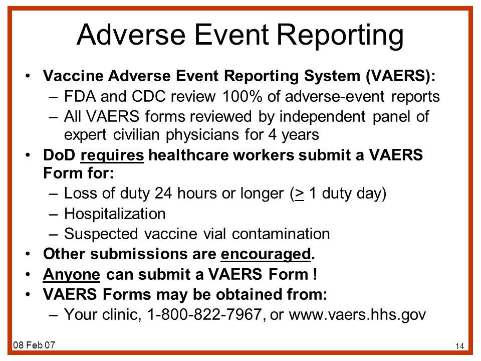 1 08 Feb 07 Anthrax Vaccine Immunization Program Individual ...
