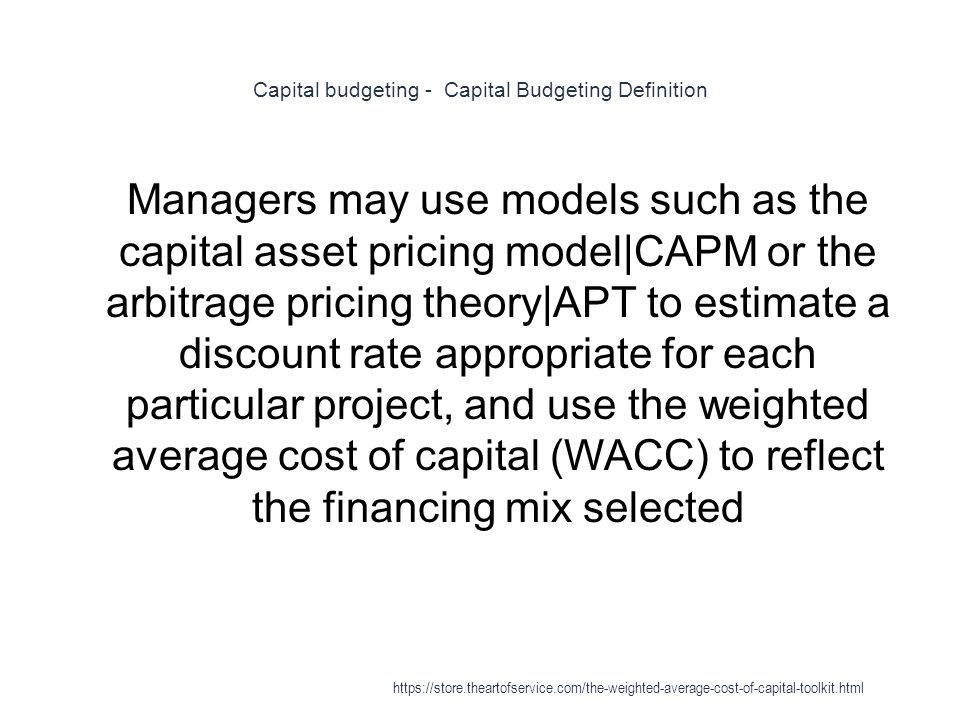 an essay on the use of capital asset pricing model dividend growth model and arbitrage growth model An essay on the use of capital asset pricing model, dividend growth model and arbitrage growth model.