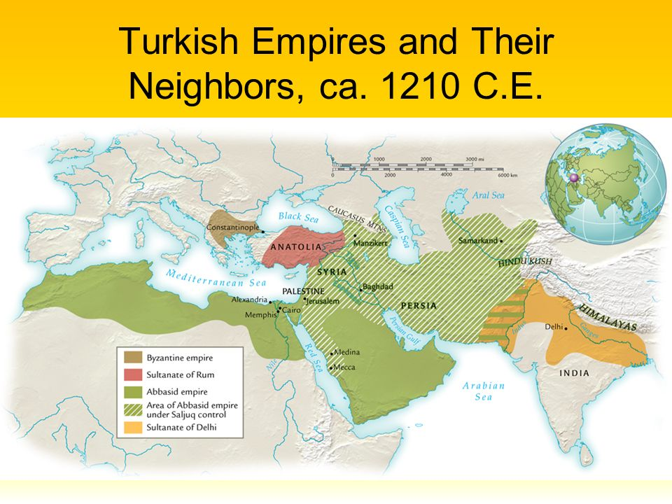 Chapter 17 turks mongols periodization regional 8 turkish empires and their neighbors ca 1210 ce sciox Choice Image