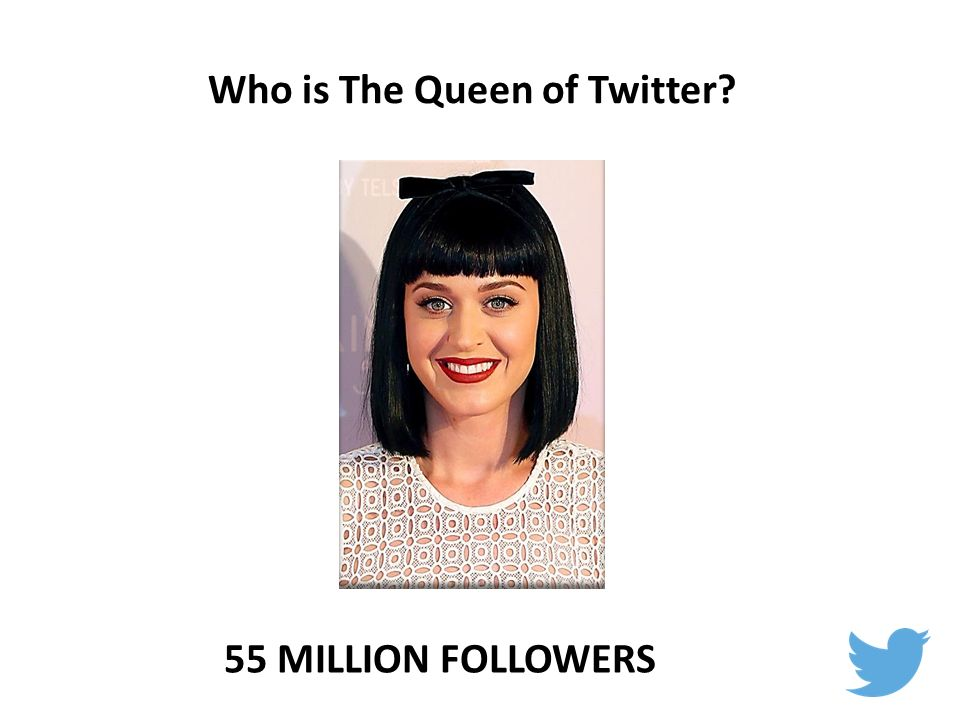 Who is The Queen of Twitter 55 MILLION FOLLOWERS