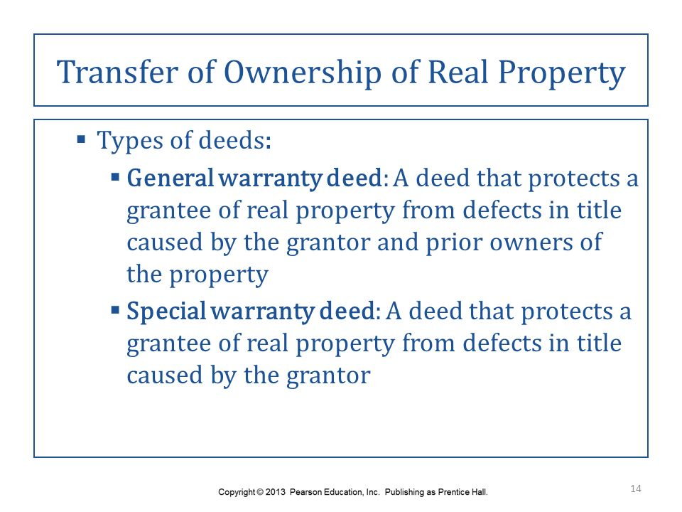 Chapter  Real Property  Property That Is Immovable Or Attached