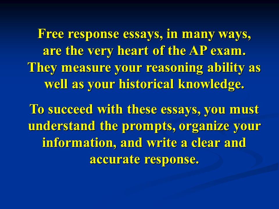 unteaching the five paragraph essay response