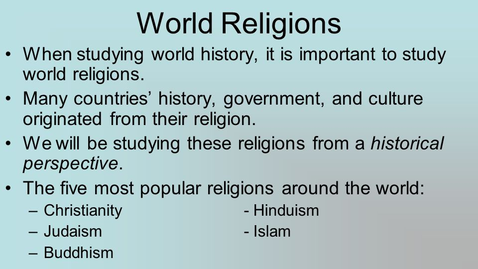 Bellwork for bellwork today you will be labeling a blank map of our 3 world religions when studying world history it is important to study world religions many countries history government and culture originated from gumiabroncs Choice Image