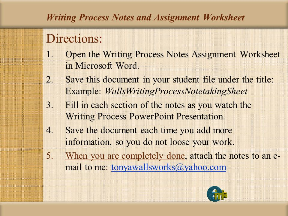 lesson plans on the writing process Teach your students to edit peer writing with a three-step process that will improve their writing skills and overall confidence in this lesson, students will practice editing short pieces of writing using specific criteria.