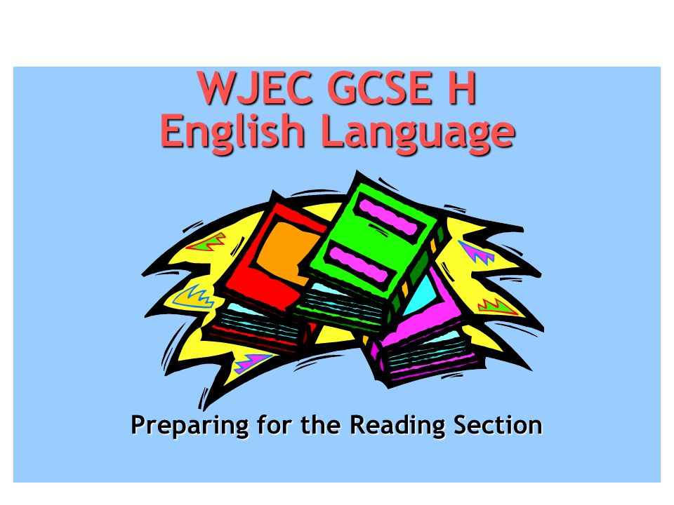 Do english language paper 1 and english language paper two get combined together(wjec)?