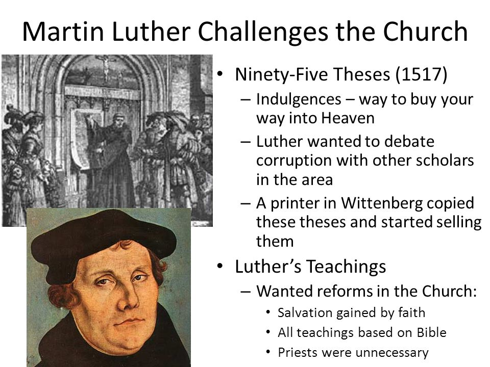martin luthers 95 theses timeline Martin luther: 95 theses - history bibliographies - in harvard style  change style powered by csl popular martin luther childhood, life & timeline.