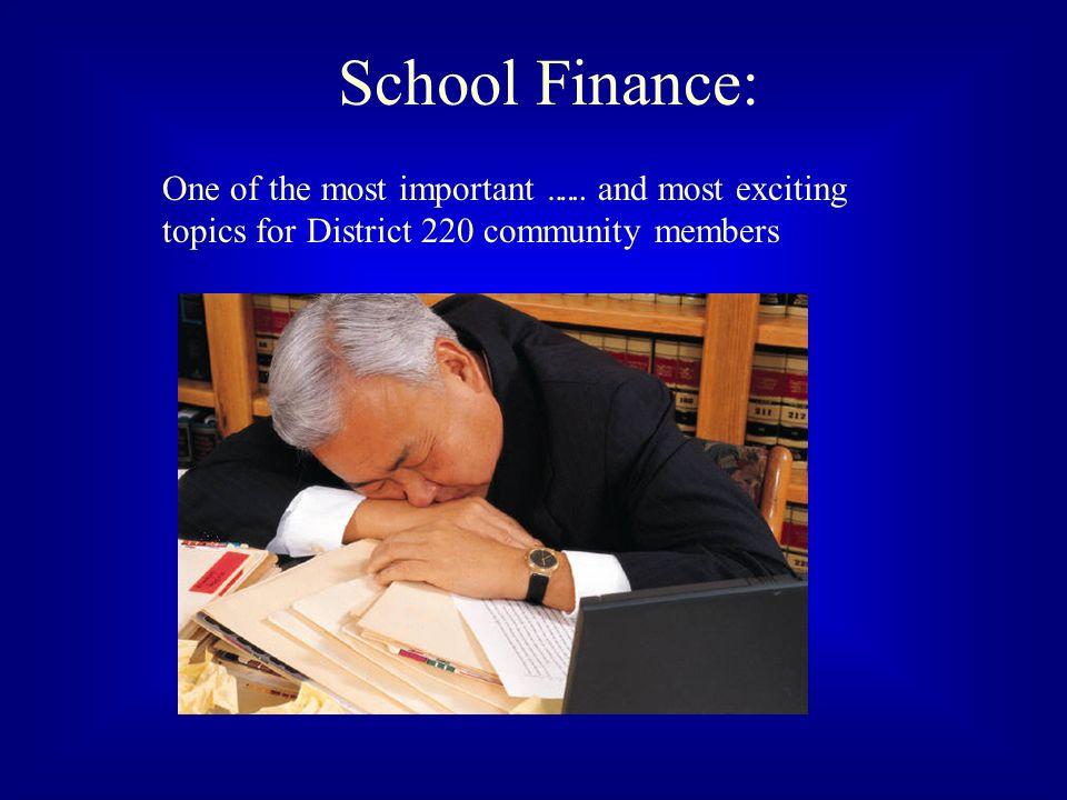 school finance paper