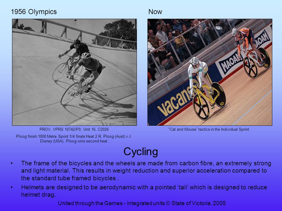 olympic then and now