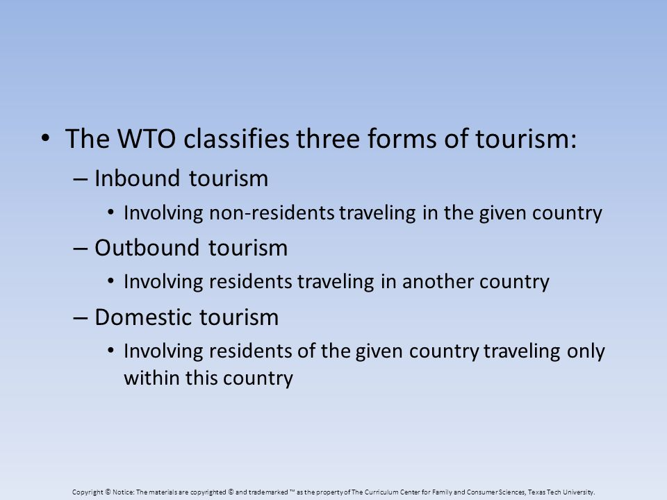 the current government involvement in tourism essay Gender & tourism: women's employment and participation in tourism summary of uned-uk's project report  introduction summary recommendations.