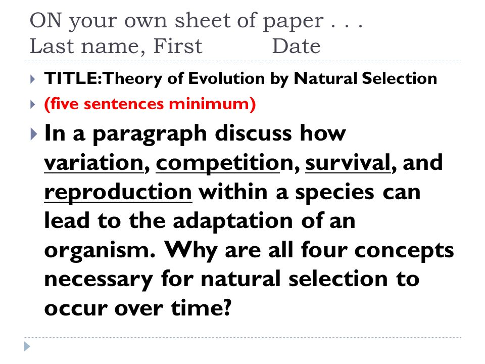 Do you need to capitalize the titles of Theories?