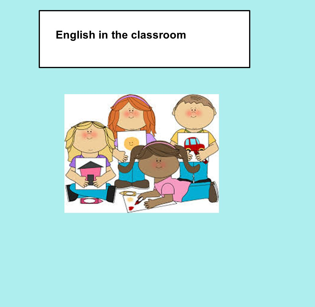 English in the classroom -Please ensure all uniform items (and water bottles) are named.