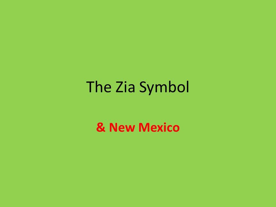 The Zia Symbol New Mexico Zia Symbol The Zia Symbol New Mexico