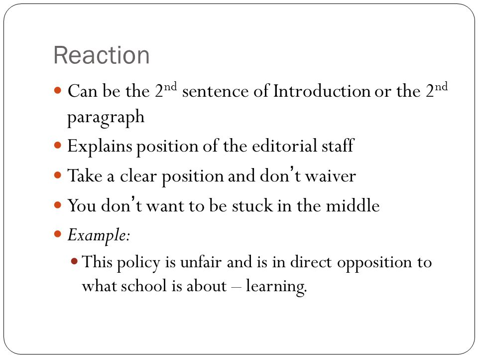 What Is An Editorial Essay Example - Essay for you