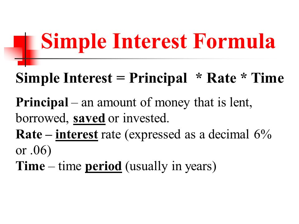 Compound Interest Rate Equation - Jennarocca