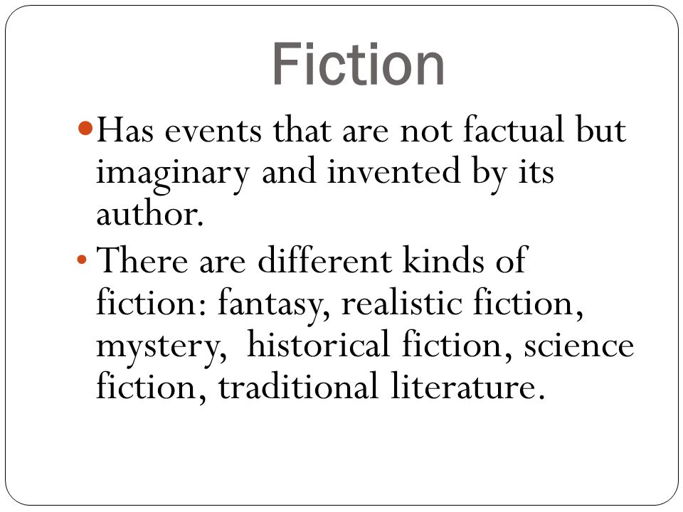 different types of genres in books