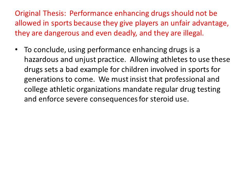 the dangers of enhancing drugs in Drugs banned in sport the use of performance-enhancing substances or techniques to augment an athlete's ability to succeed in.