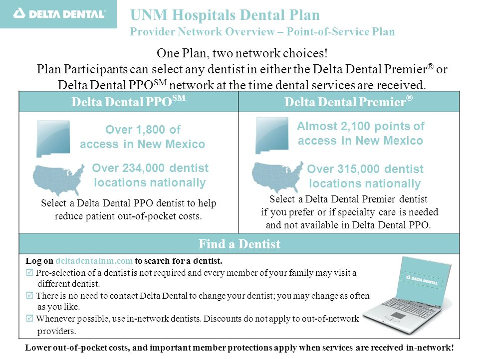 Delta Dental Insurance New Mexico  : Delta Dental of New Mexico  Oral Health is Our Passion ...