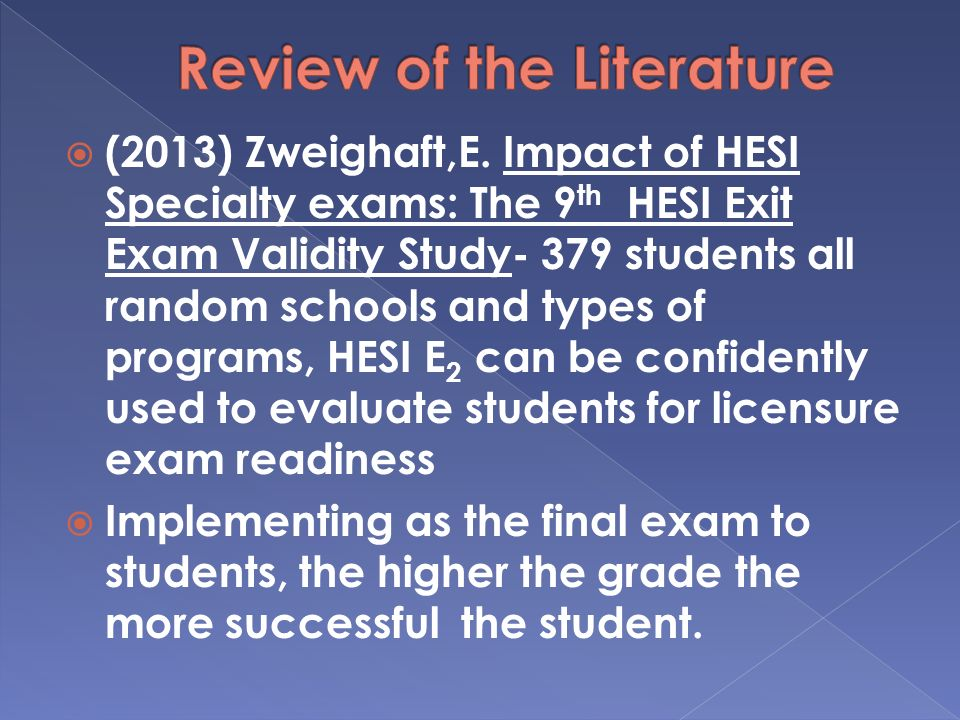 evaluation of a standardized test essay