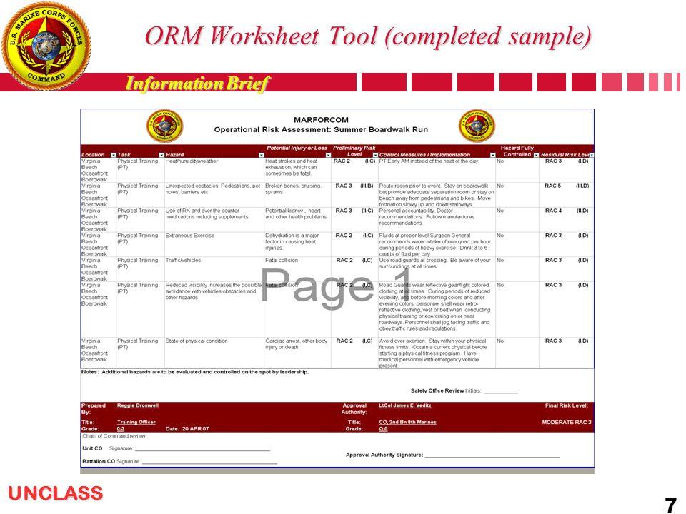 Worksheets Orm Worksheet collection of orm worksheet sharebrowse marforcommarcorbaseslant 22 nd esb 8 december ppt download