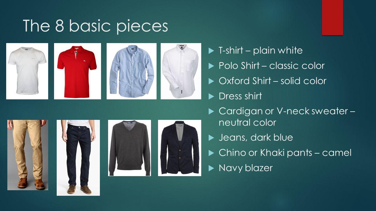 Neutral color dress shirts