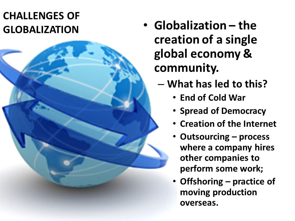 Democracy and Global economy?