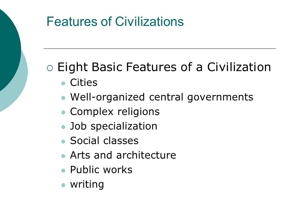 Chapter 1 Sec. 3 Beginnings of Civilization - ppt download