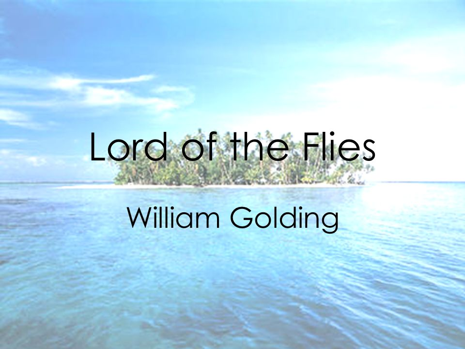 Suffering in Lord of the Flies?