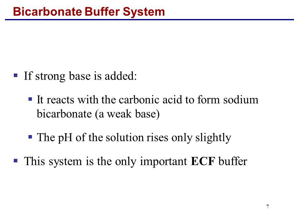 1 Acid-Base Balance  Normal pH of body fluids  Arterial blood ...