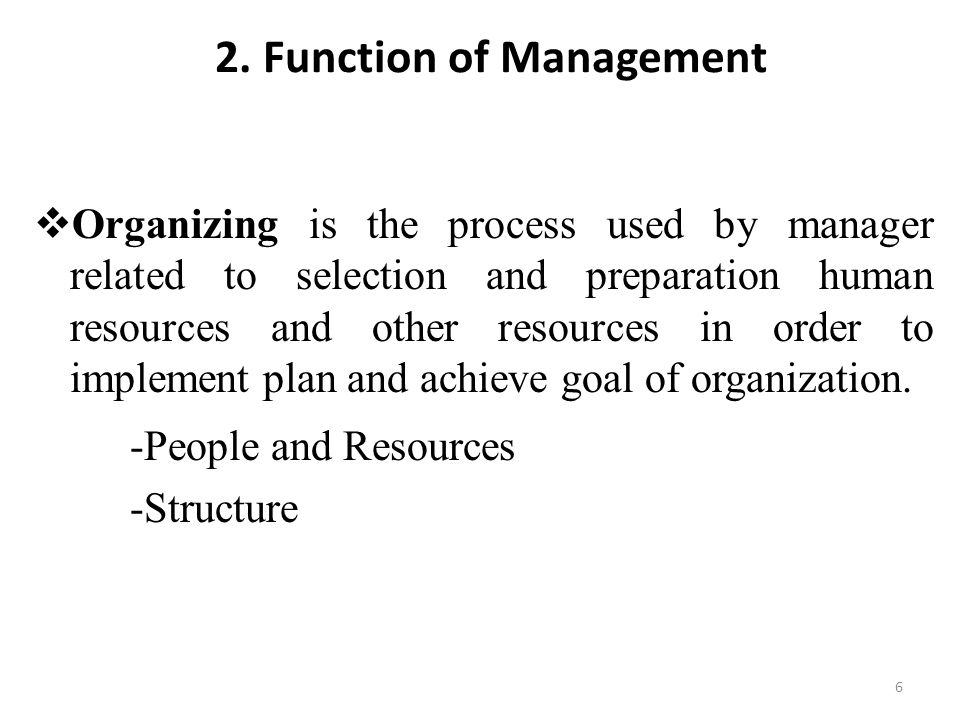 7.Is management an Art or a Science. Management: is both art and science.