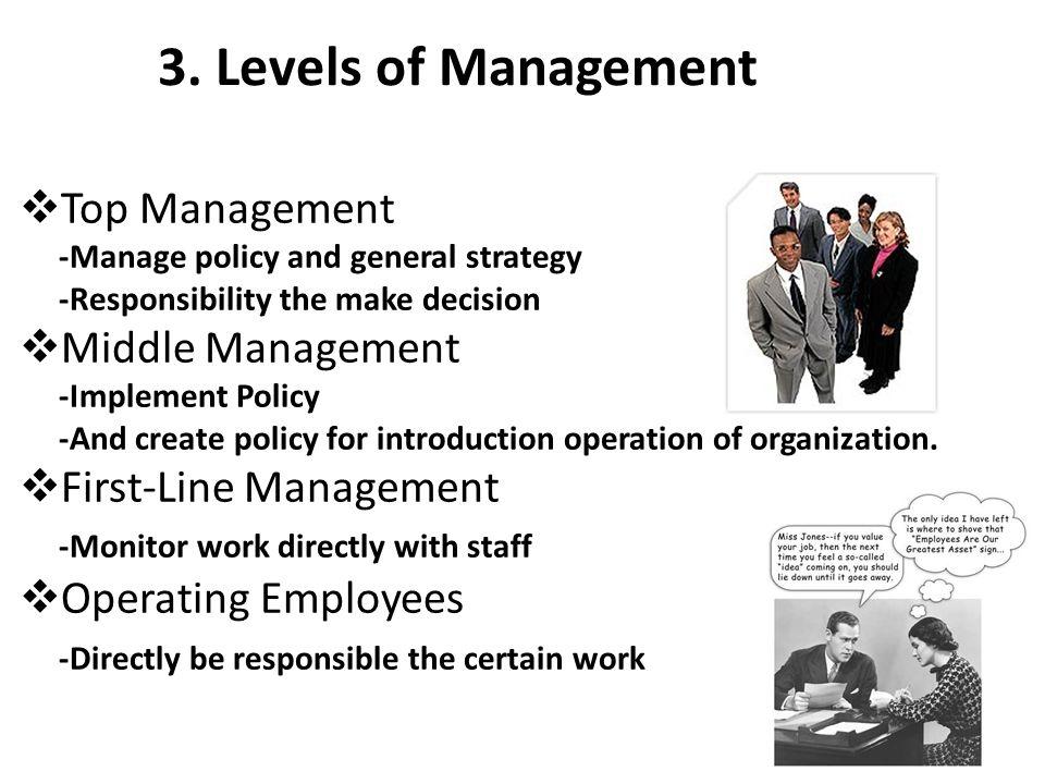 20 3- Decisional roles: