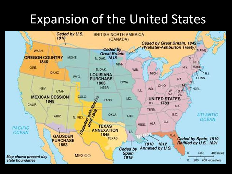 Expansion of the United States Original Colonies ppt download