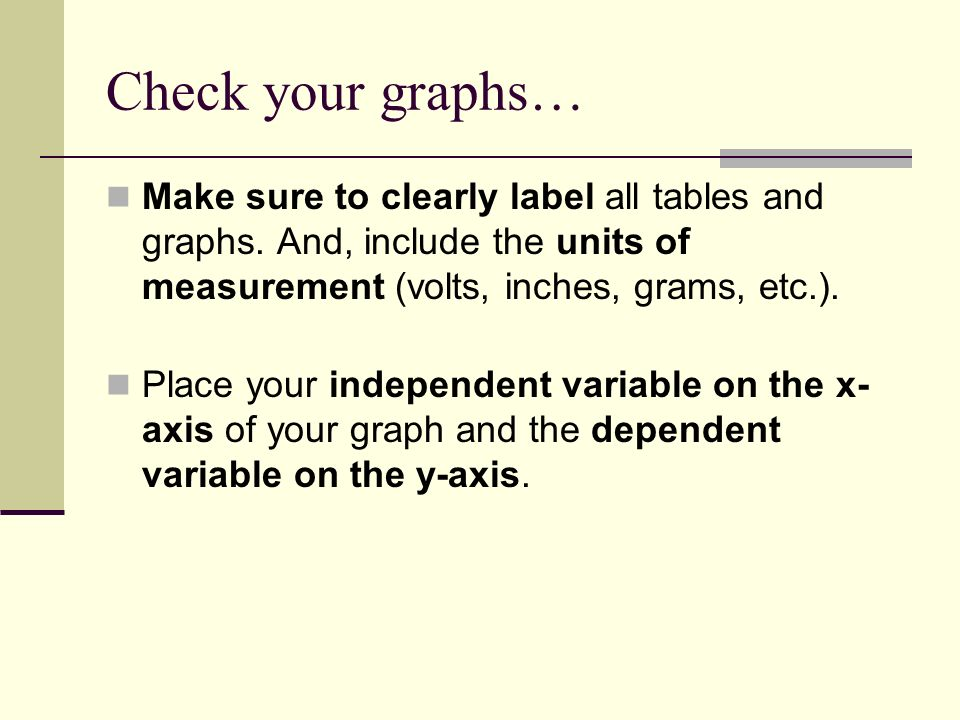 What does data analysis include when your using graphs?