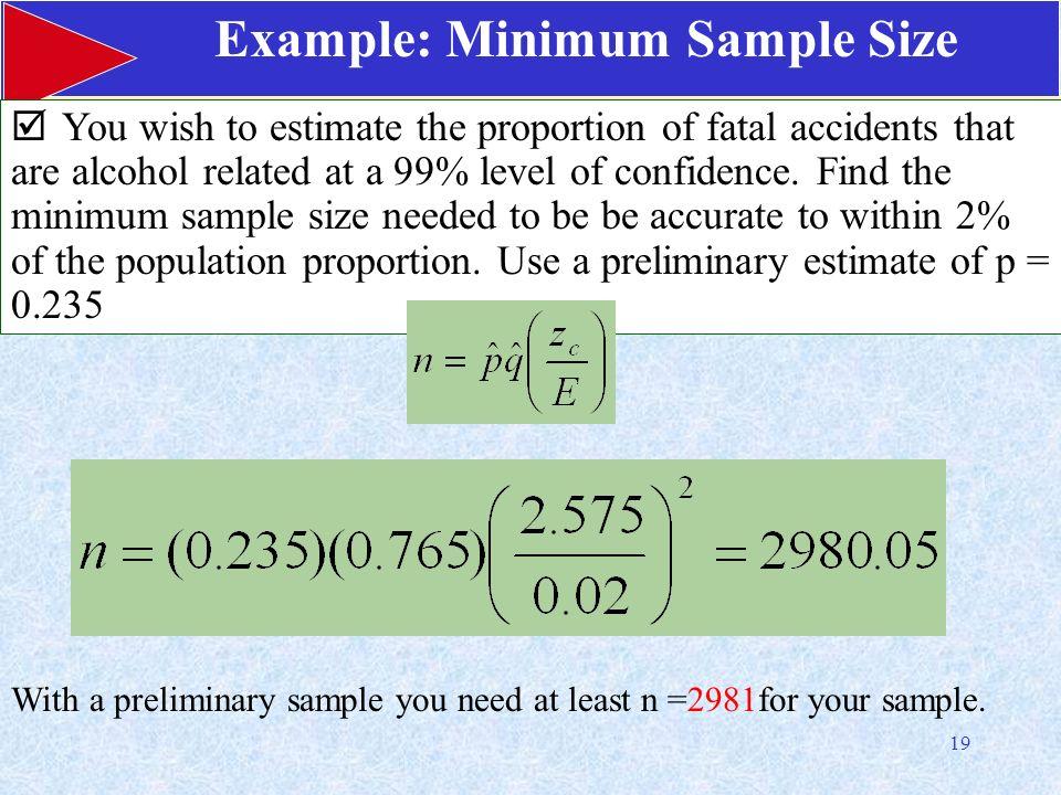 Confidence Intervals Elementary Statistics Larson Farber Chapter ...
