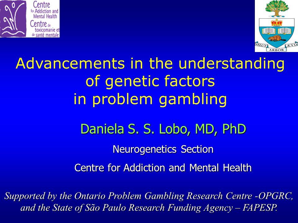 Ontario problem gambling research viper casino