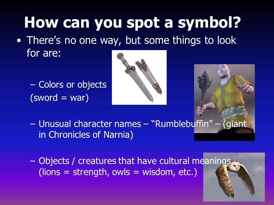 oppression themed symbols in literature